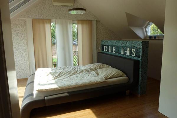 Schlafzimmer - Wohnraumgestaltung