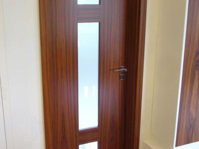 Zimmertüre aus Palisander