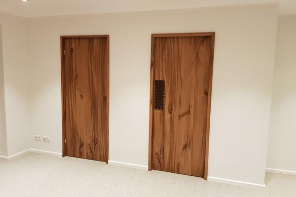 Türen Aus Balkeneiche Risseiche